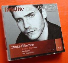 Brigitte Die Manne Stalke Stillman, Der Lunger von Stephen Fry, Daniel Bruhl 4CD