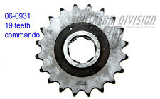 06-0931 GEARBOX SPROCKET 20 teeth Norton Commando PIGNONE GETR. 530 5/8x3/8 CHAIN