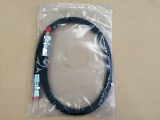 LPG GAS FILLER HOSE / 900 mm LONG / INCLUDES ADAPTOR / BRAND NEW USA STOCK.