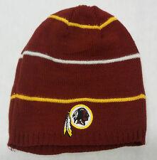 NFL Washington Redskins Team Apparel Reebok Knit Hat Beanie Cap OSFA NEW!!