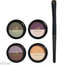 e.l.f. Essential 5 Piece Duo Eye Shadow Collection ELF NEW Free S&H