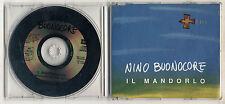 Cds Promo NINO BUONOCORE Il mandorlo BUONO 1992 Cd singolo PROMO
