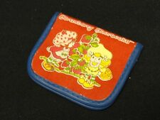 EXTREMELY RARE VINTAGE AGC 1982 STRAWBERRY SHORTCAKE COIN - KEY PURSE