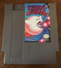 Kirby's Adventure Nintendo NES Cartridge Only