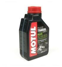 Transoil Expert technosyntese 10W40 MOTUL transmission fluids
