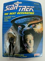 Galoob Star Trek the Next Generation Commander Data - New in package!