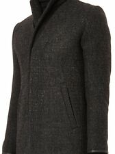 $2,200 Rare Tim Coppens Loden Wool Kimono Coat - Size Small 44-46 Margiela