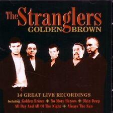 Stranglers - Golden Brown (Audio CD - 2005) - Import NEW