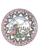 Lucy & Me Collectors plate Enesco Japan A Mother is Love. Mothers Day