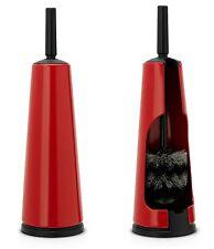Brabantia 107849 - Portaescobillas de Baño color rojo Pasión