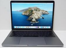 "Apple MacBook Pro Touch Bar/ID Core i5 2.4GHz 8GB 512GB 13"" MV972LL/A Sp Gr Used"