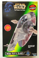 NEW Star Wars POTF Boba Fett's Slave I Kenner 1996