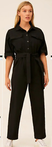 The Fifth Label Backtrack Jumpsuit NEW AU UK Small $139