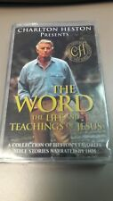 Charlton Heston Presents THE WORD The Life and Teachings of Jesus