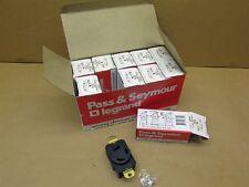 10 New Pass & Seymour L830-R  L8-30R Twist lock Receptacle    D6712