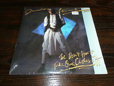 """Jermaine Stewart - We Don't Have To Take Our Clothes Off- Vinyl 12"""" Remix (New)"""