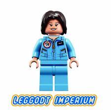 LEGO Minifigure Women of NASA - Sally Ride - minifig idea037 FREE POST