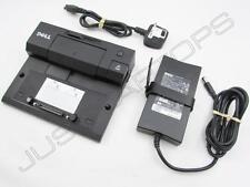 Dell Latitude E5440 E5540 Station D'accueil Réplicateur de port inc Adaptateur CA 130 W