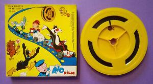 Pellicola 8 mm Animazione LO SCOIATTOLO CORAGGIOSO avo film RARISSIMO no dvd