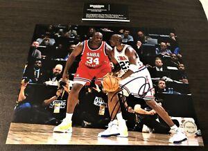 Michael Jordan Signed 8x10 Certified Photo Signature Autograph Chicago Bulls