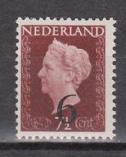 NVPH Netherlands Nederland nr. 549 MLH ong Opruimingsopdruk 1950 Pays Bas
