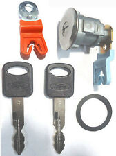 Ford Replacement Door Key Lock Cylinder Switch W/2 Ford OEM Oval Logo Keys