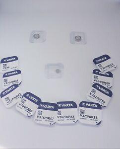 Batterie für Swatch Uhren Varta Batterie Swatchuhren für Irony Scuba Pop ..mehr