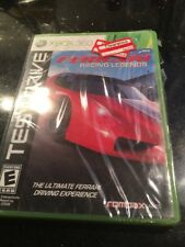 Test Drive: Ferrari Legends Xbox 360 Brand New Factory Sealed Ripped Seal