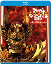 Garo: Red Requiem [New Blu-ray] Anamorphic, Subtitled