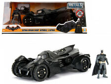 BATMAN Arkham Knight 2015 Batmobile Die-cast Car 1:24 Jada Toys 5 inch DC Comics