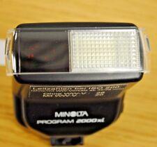Minolta Program 2000xi Blitz (A147)