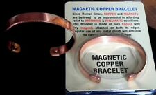 MAGNETIC COPPER BRACELET / BANGLE PLAIN DESIGN