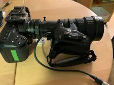 Fujinon zoom Lens w/ 2x Extender for BMP4K 1:1.7/8-120 mm