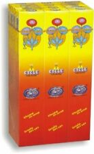 252 X CYCLE BRAND INCENSE JOSS STICKS 3 IN ONE FLAVOURS LILY, FANCY, INTIMATE