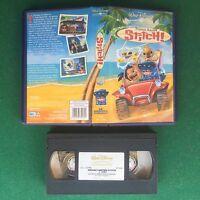 VHS Walt DISNEY - PROVACI ANCORA STITCH ! (ITA 1° Ed 2003) VS 5160