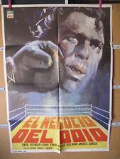A5673 EL NEGOCIO DEL ODIO, TEMA BOXEO