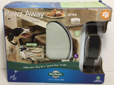 PetSafe Pawz Away Indoor Pet Barrier - Device & Collar (Large & Small Size)