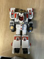 Original 1994 Bandai Power Rangers: White Tigerzord Action Figure
