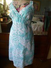 Jacqui E dress size 12 summer