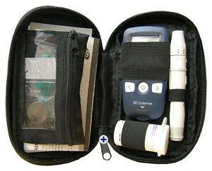 Blood Sugar Monitor + 60 Glucose Test Strips SD CODEFREE Meter mmol/L VAT free