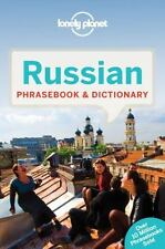 Lonely Planet Russian Phrasebook & Dictionary by Lonely Planet, Jenkin, James,