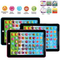 Baby Pad Educational Tablet Toys 1-6 Year Old Toddler Learning Voice Activity