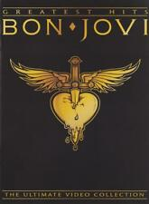 BON JOVI ( DVD ) GREATEST HITS : VIDEOS + LIVE ~ JON ~ BEST OF~ ALL REGION *NEW*