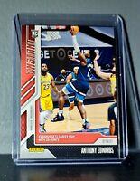 Anthony Edwards 2020-21 Panini NBA #80 Basketball Rookie Card 1 of 445