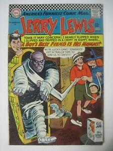 THE ADVENTURES OF JERRY LEWIS #94 DC COMICS 1966