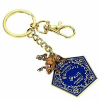 Harry Potter Chocolate Frog Keyring Keychain - Honeydukes Membrobilia