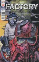 Factory #1 Titan Comics 1st Print 2018 Unread NM