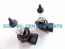 GE 2 X H10 9145 Halogen 42W 12V Fog Light Bulbs Clear Light OEM (QTY 2 )