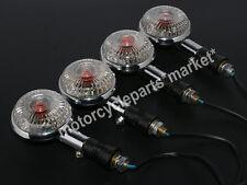4PCS Turn Signal Indicator Light Yamaha V-Star all year Drag XVS XV 400 650 1100
