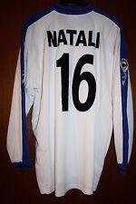 Maglia Shirt Maillot Camiseta Atalanta Natali Indossata Serie A B Match Worn